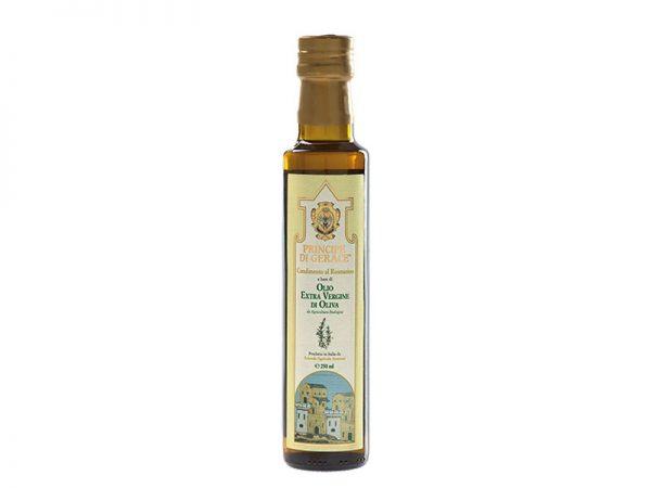 ARPDGROS250/1 - Principe di Gerace - Condimento al rosmarino a base di olio extravergine di oliva 250ml