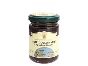 PGCVPN/1 - Principe di Gerace - Patè di Olive Nere 135g