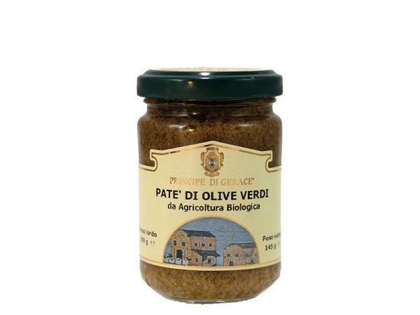 PGCVPV/1 - Principe di Gerace - Patè di Olive Verdi 135g