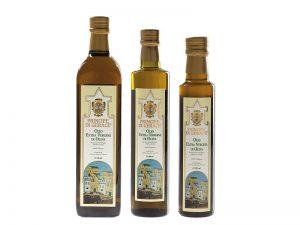 Principe di Gerace - Olio extra vergine di oliva biologico fruttato